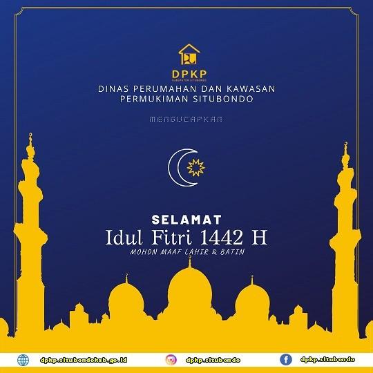 Selamat Hari Raya Idul Fitri 1442
